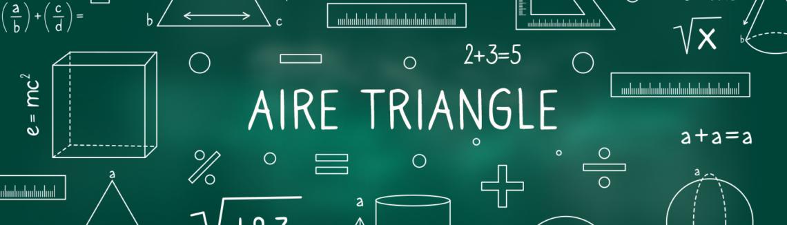 Aire-Triangle