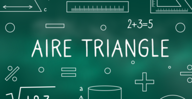 Aire-Triangle