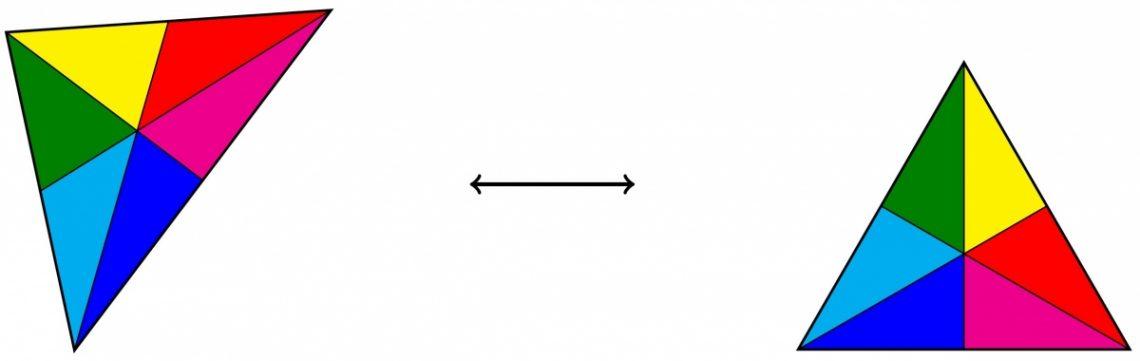 Aire d'un triangle - image