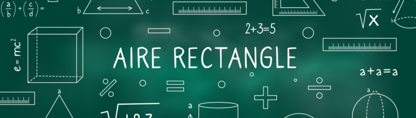 Aire-rectangle